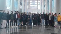 اعتصام الفنانين التونسيين- فيسبوك