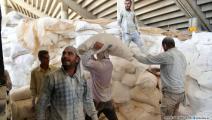 فضيحة الطحين العراقي - لبنان (حسين بيضون/العربي الجديد)