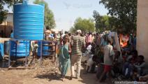 لاجئون أثيوبين- السودان (العربي الجديد)