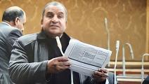 عضو مجلس النواب المصري عبد الحميد كمال (مواقع التواصل الاجتماعي)