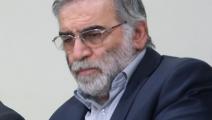 العالم النووي الإيراني محسن زاده (تويتر)