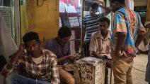 أسواق السودان غيتي