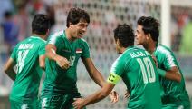 """منتخب العراقيتقدمُ مركزاً واحداً في تصنيف """"فيفا"""" الجديد"""