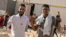 احتجاجات تونس (ناصر طلال/ الأناضول)