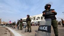 شرطة عراقية - الأناضول