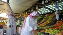 أسواق السعودية/ فرانس برس