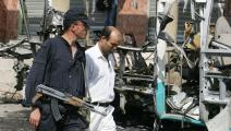 انفجار في الجزائر عام 2008