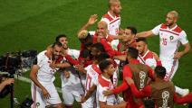 كورونا يصيب نجم المنتخب المغربي في دوالا الكاميرونية