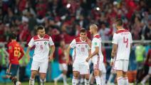 طاقم المنتخب المغربي يصدم لاعبين محترفين بفرنسا بهذا القرار