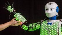 صورة للروبوت قيد التطوير