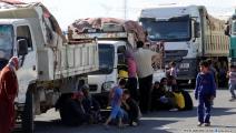 اللاجئين السوريين (حسين بيضون)