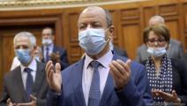 وزير العدل الجزائري بلقاسم زغماتي  (العربي الجديد)