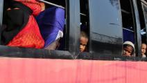 الروهينغا في بنغلادش (الأناضول)