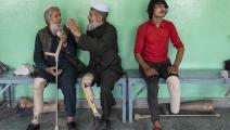 معاناة ذوي الإعاقة في أفغانستان لا تنتهي (بولا برنستن/Getty)