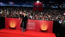 """ماريون كوتيار في """"مرّاكش السينمائيّ 2019"""": المهرجانات بين الواقعي والافتراضي (دومينيك شارّيو/ Getty)"""