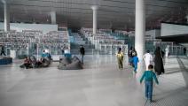 مكتبة قطر الوطنية (معتصم الناصر)