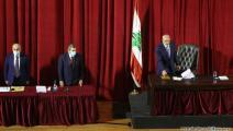 مجلس النواب اللبناني (حسين بيضون/العربي الجديد)