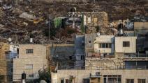 يواصل المستوطنون نشاطهم في القدس المحتلة (أحمد غرابلي/ فرانس برس)