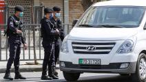 كثفت الشرطة الأردنية حملتها على المطلوبين بعد جريمة الزرقاء (خليل مزرعاوي/ فرانس برس)