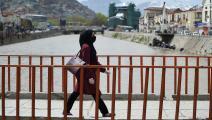 امرأة في أفغانستان Getty