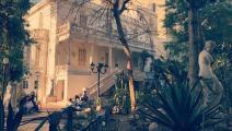 كلية الفنون الجميلة، تصوير الفنان مراد درويش