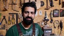 العوّاد خالد الحلبي في تورونتو- العربي الجديد