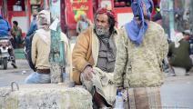 الحرب تجبر المسنين على العمل- اليمن (العربي الجديد)