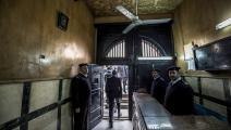 سجون مصر khaled desouki/afp