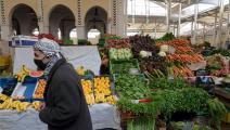 أسواق تونس (فتحي بلعيد/فرانس برس)