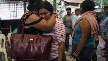 المكسيك حرية الصحافة victoria razo/afp