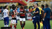 نجم روما السابق ضحية عبارات عنصرية في البرازيلي