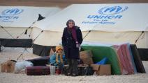 لاجئون سوريون- الأردن (جيف ميتشل/Getty)