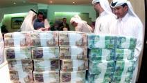 بنوك قطر (كريم جعفر/ فرانس برس)