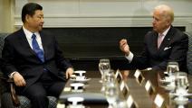 بايدن يتجه لتبني استراتيجية ضغط على بكين
