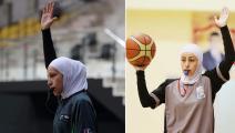 حكمة تدخل تاريخ كرة السلة الأردنية