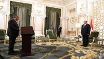 هادي يوجه بتفعيل الدور التشريعي والإصلاح القضائي (تويتر)