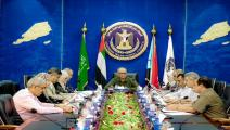 يسعى المجلس الانتقالي الجنوبي إلى نزع صلاحيات الرئيس هادي في التعيينات (تويتر)