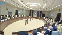 حكومة السودان في جلسة إقرار الموازنة الجديدة (سونا)