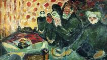 لوحة لـ إدفارد مونش