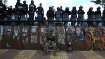 حُظر النشاط الفني والموسيقي في الميادين المصرية والفضاءات العامة (Getty)