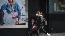 من الحياة اليومية في مولدافيا (سيرغي غابون/ فرانس برس)