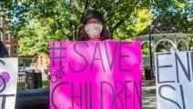 إنقاذ الأطفال من الاستغلال متعدد الأشكال مطلوب بشدة (فرانس برس)