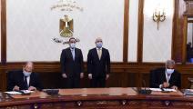 """توقيع عقد المدينة الجديدة لـ""""طلعت مصطفى""""(فيسبوك)"""