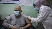 تطعيم في الأردن (مفوضية اللاجئين)
