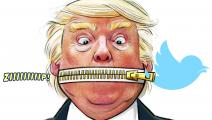حجب حساب ترامب (أر جي ماتسون)