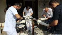 المشروع الوطني السوري للأطراف الصناعية- العربي الجديد