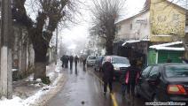 يتحضرون للشتاء القارس والثلوج (العربي الجديد)