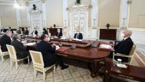 مجلس الأمن القومي بتونس
