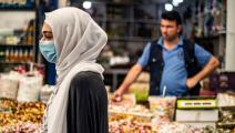 أسواق سورية (دليل سليمان/فرانس برس)