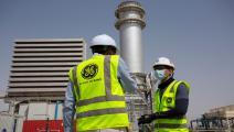 محطة كهرباء في مدينة السماوة جنوب العراق /فرانس برس